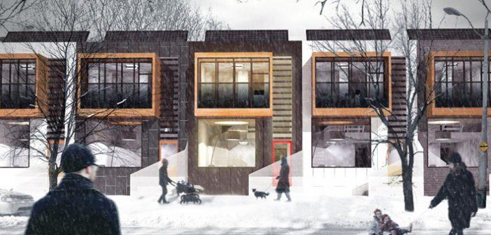 Prefab passive house enters solar competition