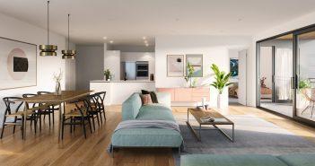 Apartment living sparks self-storage boom