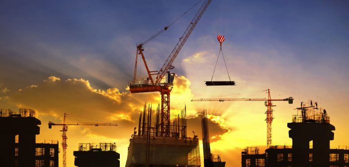 Construction boom fuels big talent demand