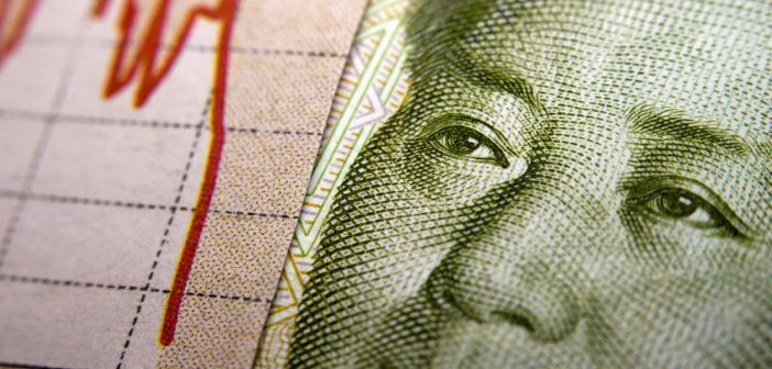 Chinese Investment Fell 60% Last Year