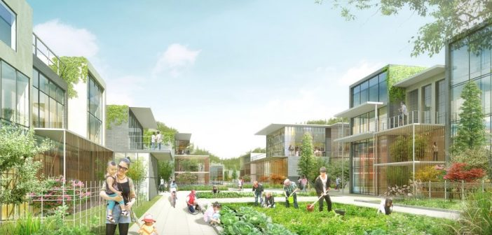 Key trends in urban design