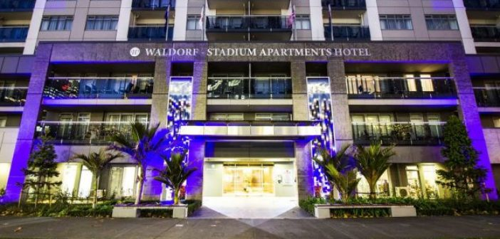 Rare opportunity to acquire Auckland apartment hotel