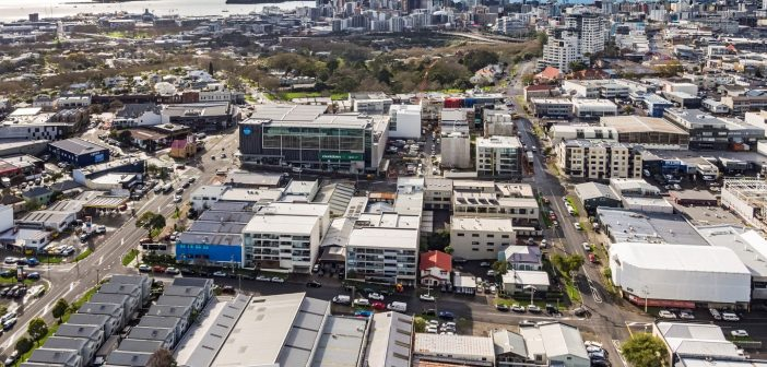 Auckland industrial property a steady performer