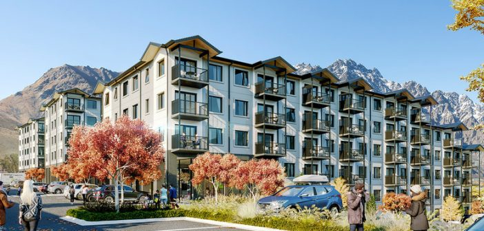 A new development to increase Queenstown's housing options