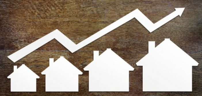 Median house prices hit new heights