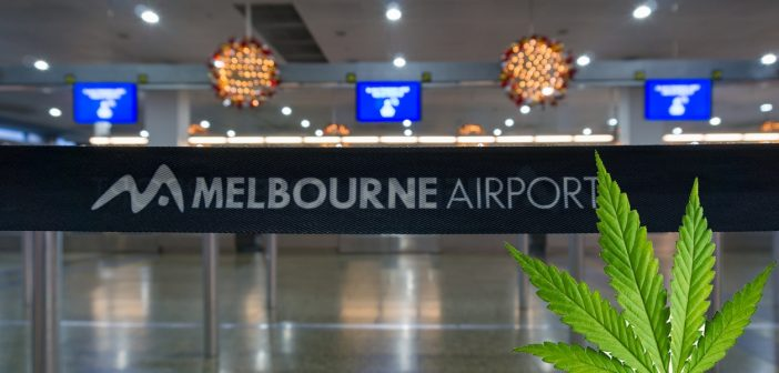 Getting high at Melbourne Airport
