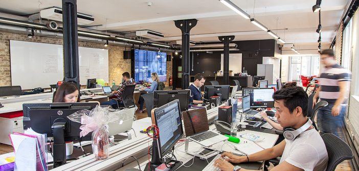 The end of open-plan offices?