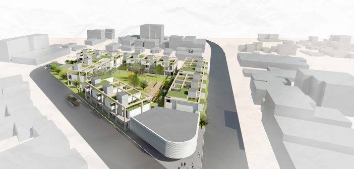Innovative housing complex designed for Wellington