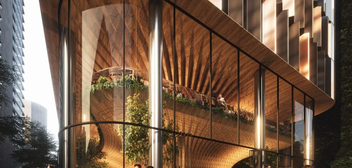 Auckland's newest high-rise for the people revealed