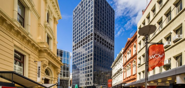 CBD office rents on the up