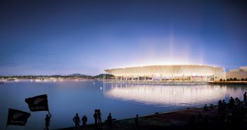Spectacular waterfront stadium mooted for Auckland