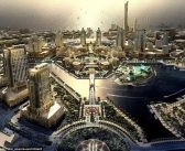 Megacity projects worth trillions planned and ongoing
