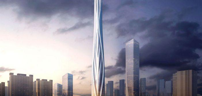 China's Tallest Skyscraper Announced