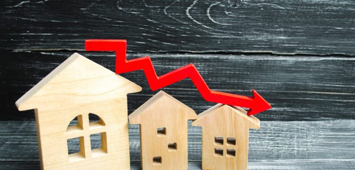Number of NZ houses sold falls by 9.5%