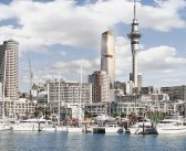 New skyscraper unveiled in Auckland
