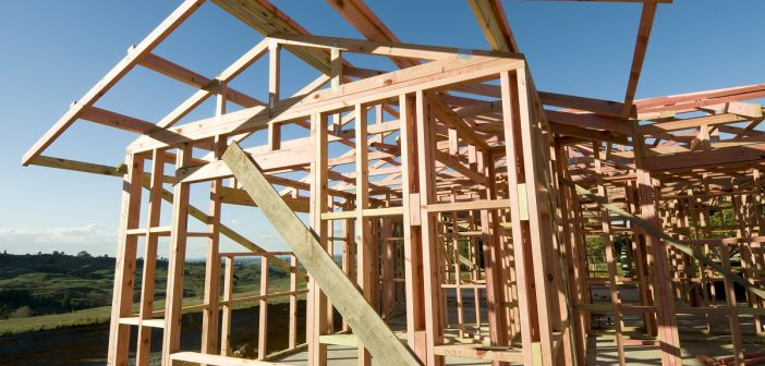 Number of new houses nearing record high