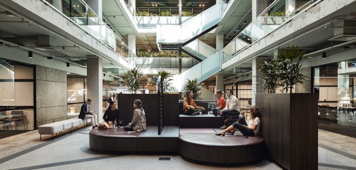 Why developers need to rethink traditional office design