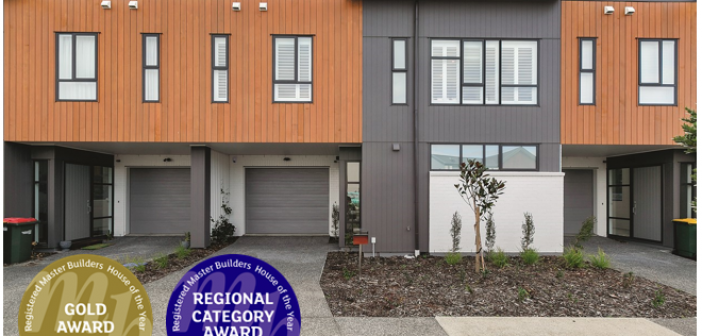 Auckland's most awarded builder in 2019