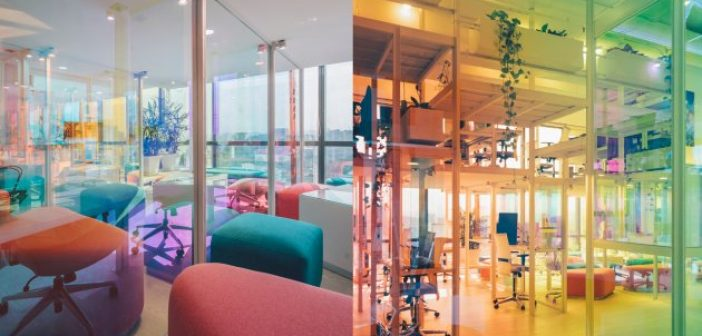 The world's 10 best offices of 2019