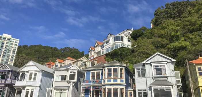 Has Wellington's property boom come to an end?