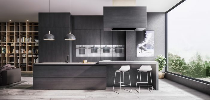 Three ways to make your project's kitchen stand out