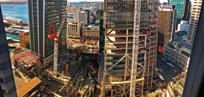 How will The Big New Zealand Upgrade effect property?