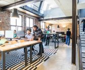 Flexible office revenue drops 13%