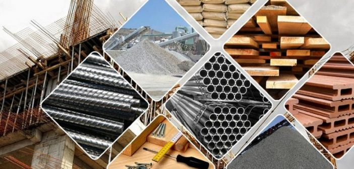 Eight trends shaping construction materials
