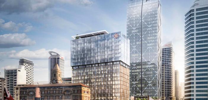 Development of $305m tower restarts with new design